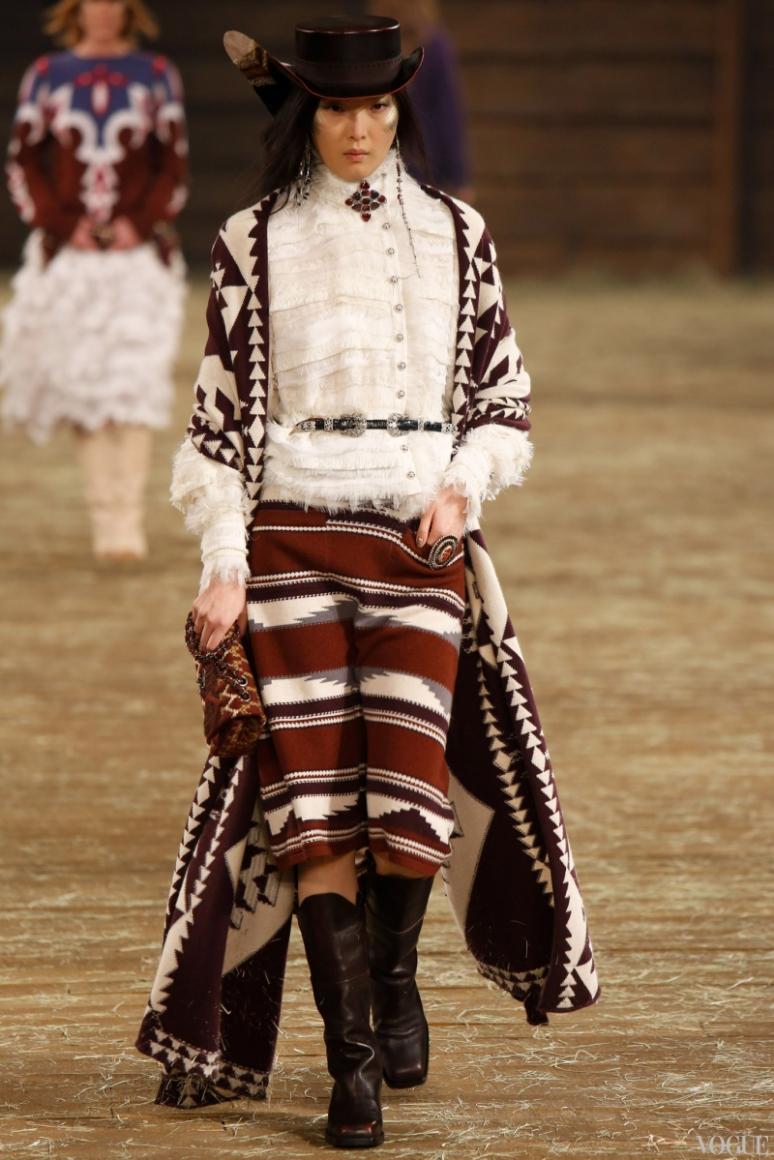 Chanel Couture весна-лето 2013 #68