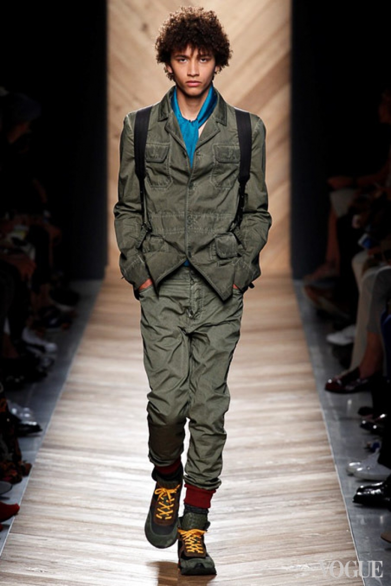 Bottega Veneta Menswear весна-лето 2016 #26