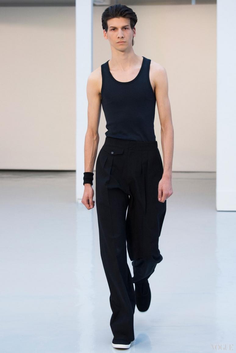 Lemaire Menswear весна-лето 2016 #26