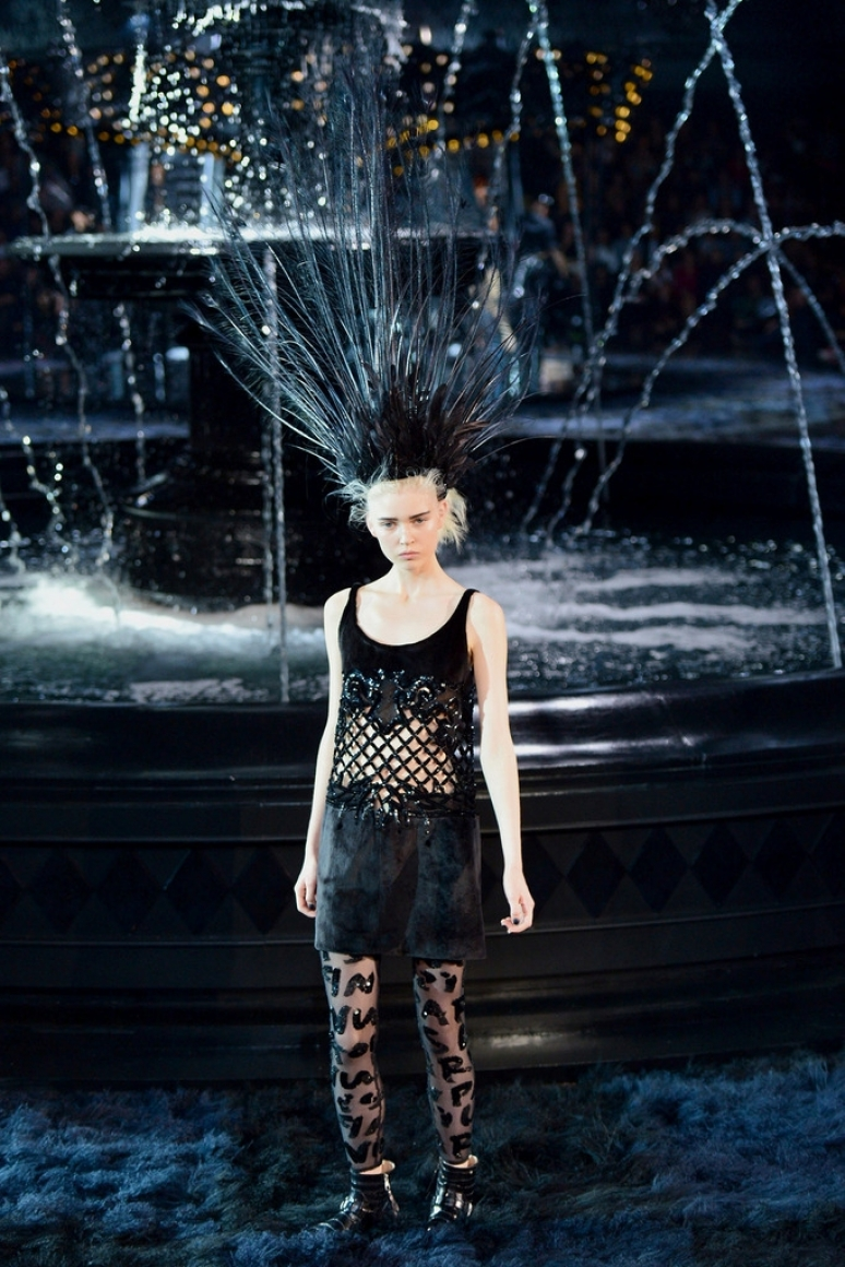 Louis Vuitton весна-лето 2014 #41
