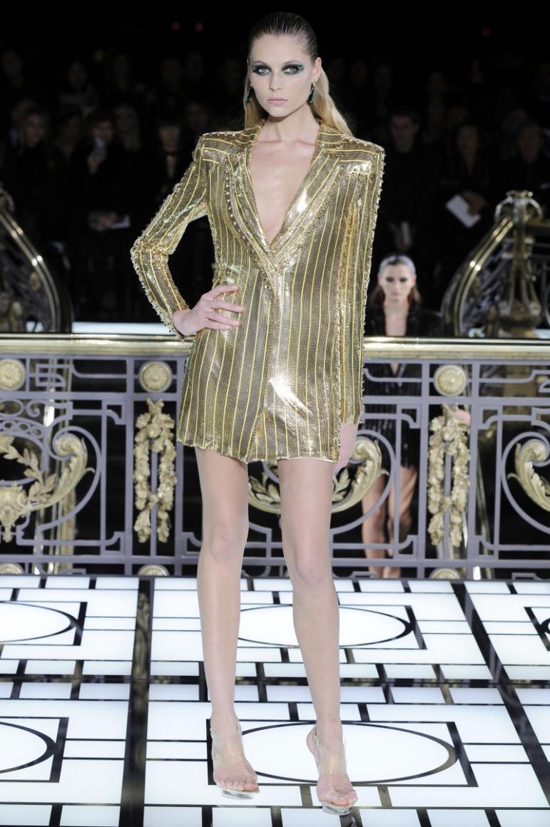 Atelier Versace Couture весна-лето 2013 #20