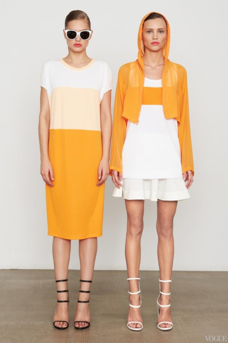 DKNY Couture весна-лето 2013 #5