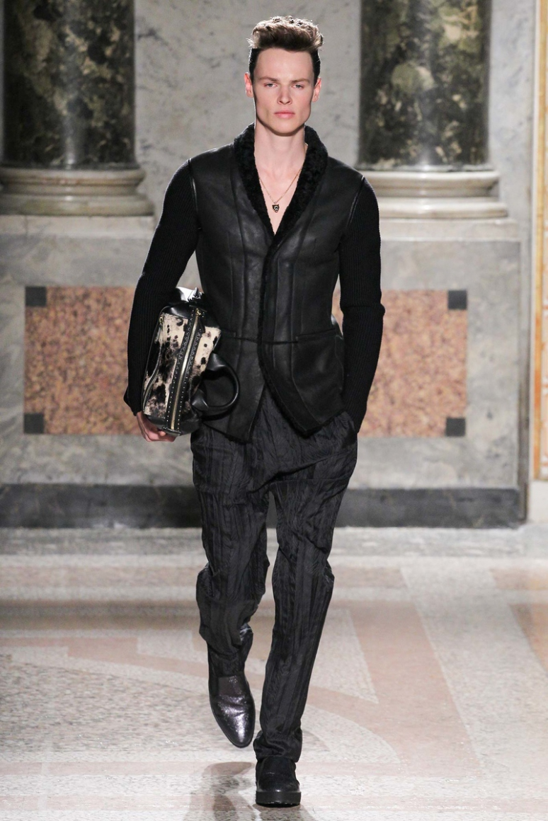 Roberto Cavalli Menswear осень-зима 2015/2016 #16