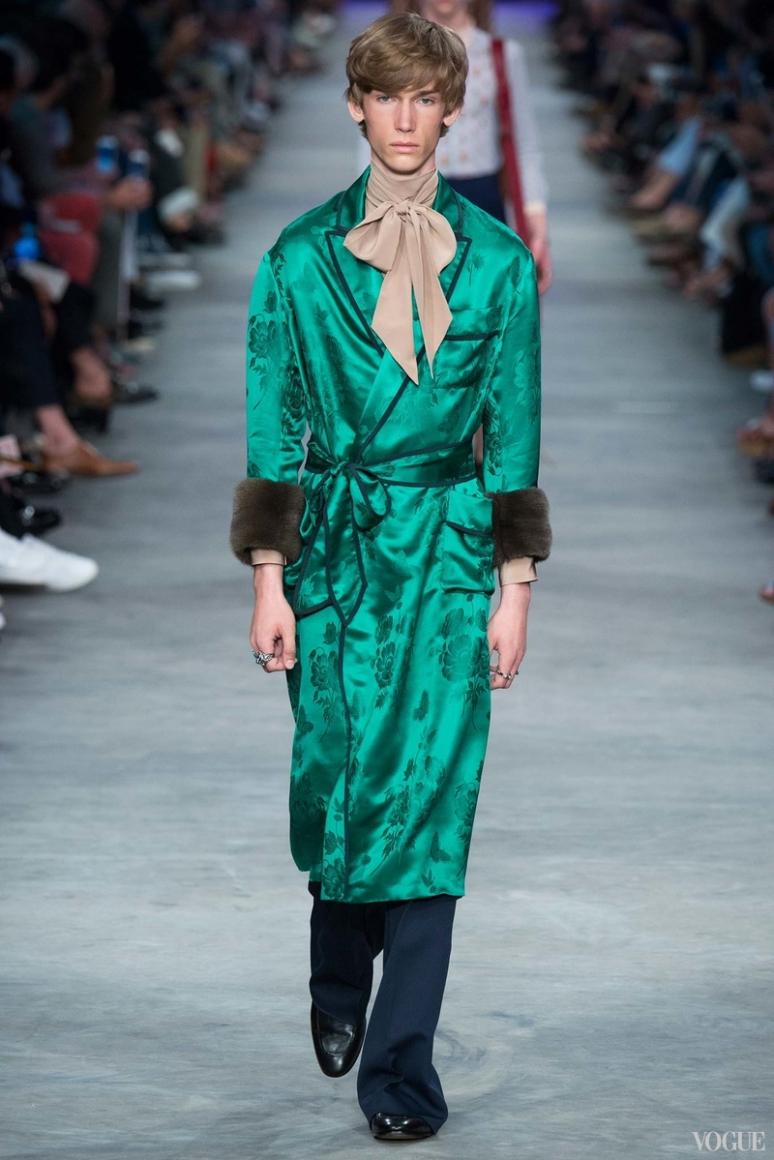 Gucci Menswear весна-лето 2016 #31