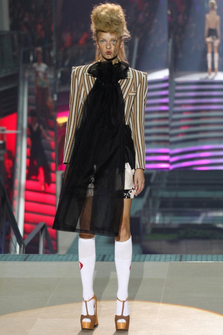Vivienne Westwood весна-лето 2014 #30