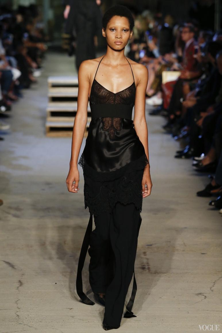Givenchy весна-лето 2016 #84