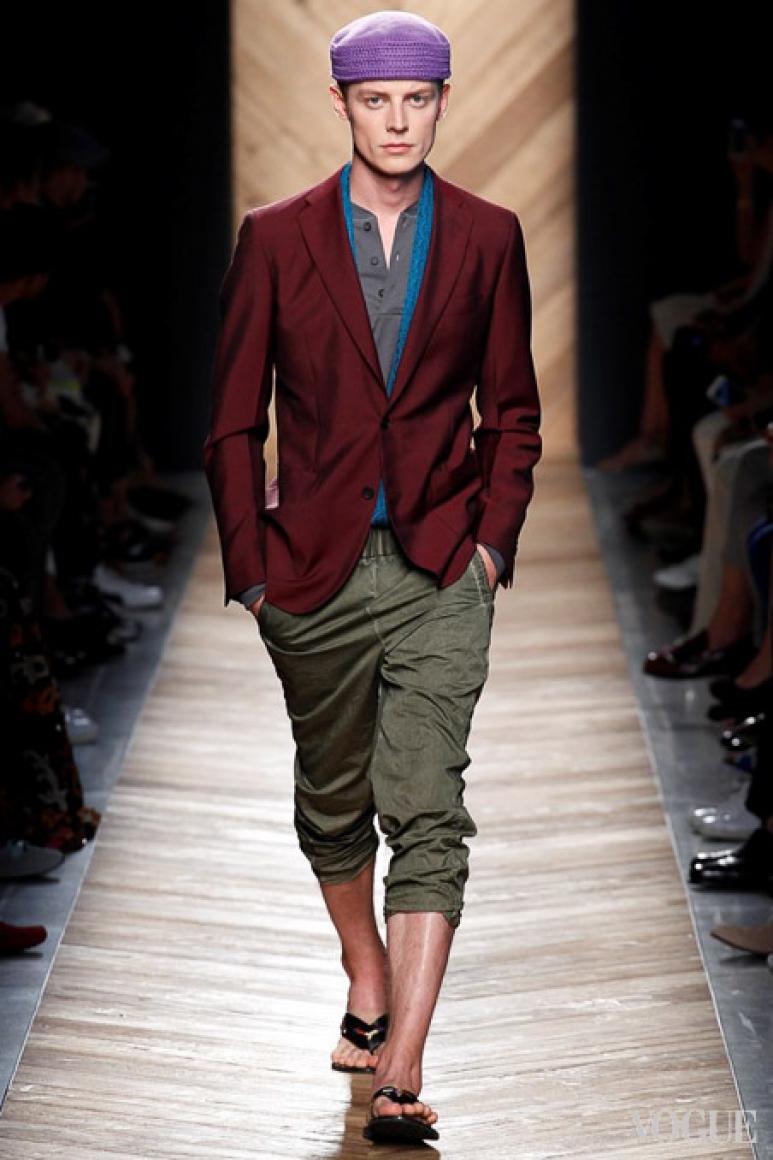 Bottega Veneta Menswear весна-лето 2016 #18
