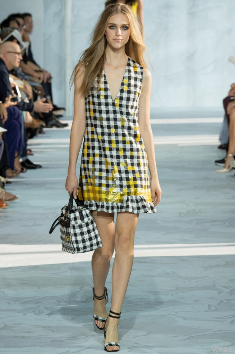 Diane Von Furstenberg весна-лето 2015 #11