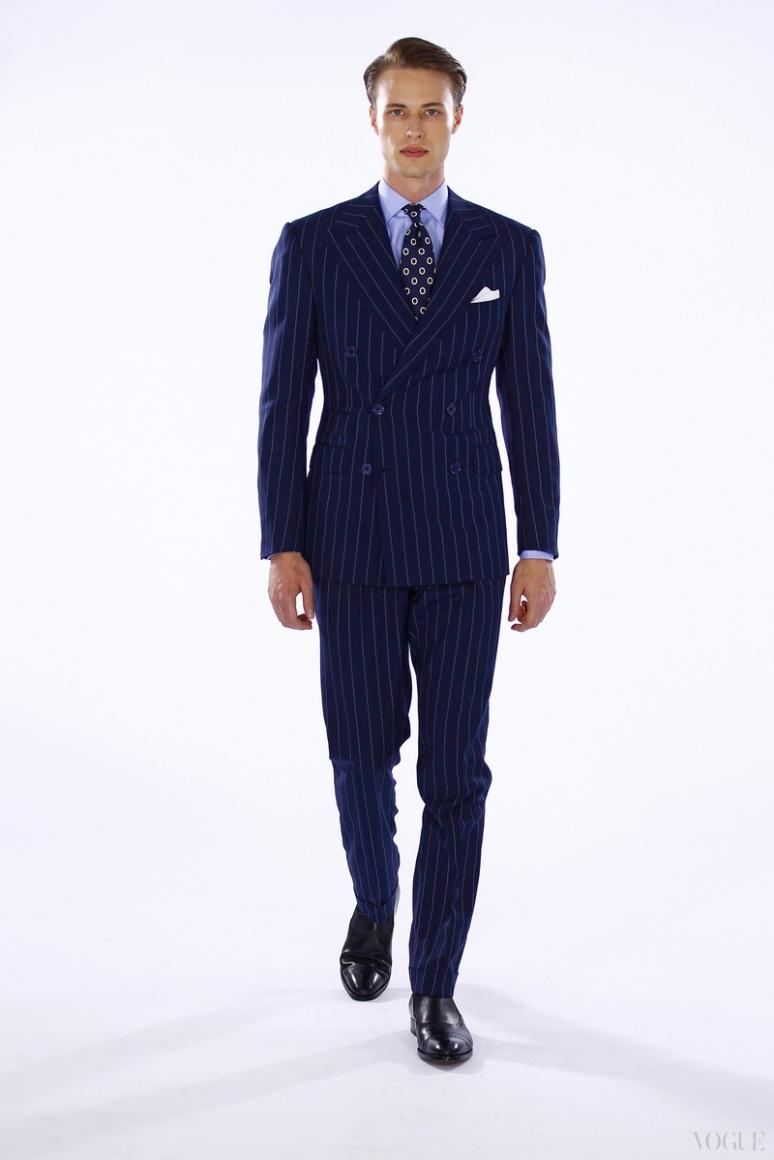 Ralph Lauren Menswear весна-лето 2016 #13