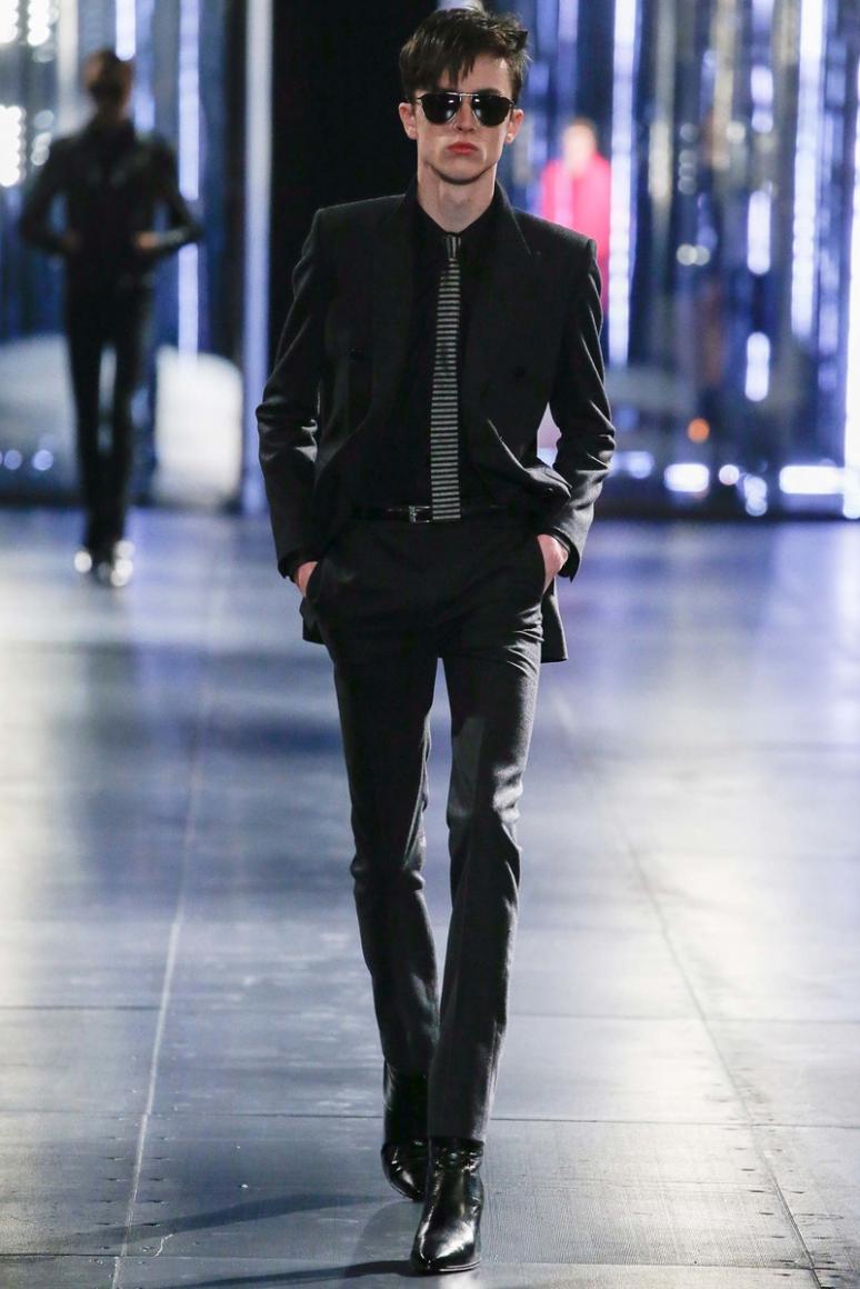 Saint Laurent Menswear осень-зима 2015/2016 #27
