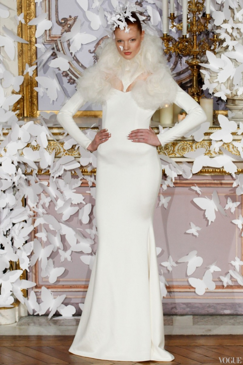Alexis Mabille Couture весна-лето 2014 #1