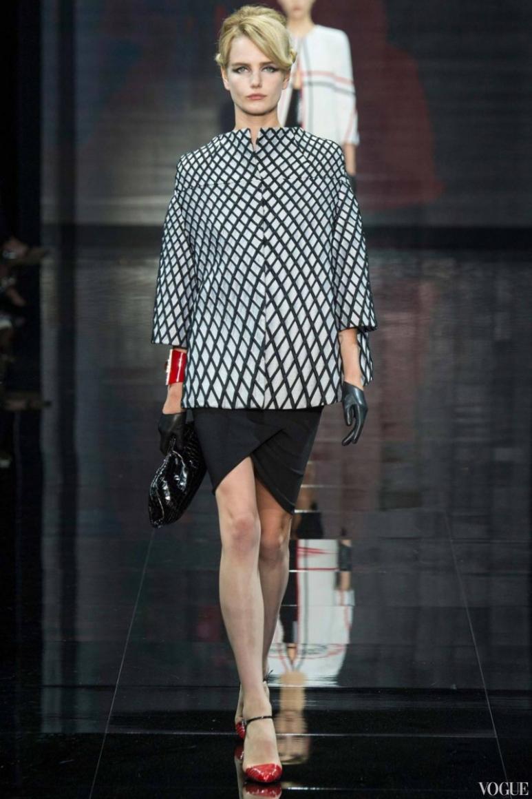 Armani Priv? Couture осень-зима 2014/2015 #58