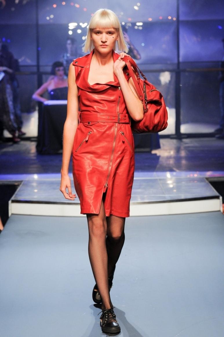 Jean Paul Gaultier весна-лето 2014 #6