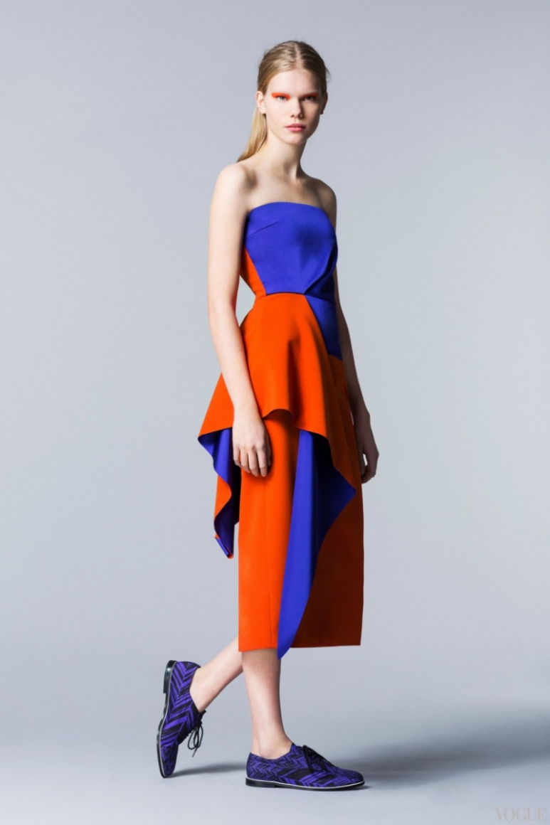 Roksanda Couture весна-лето 2013 #28