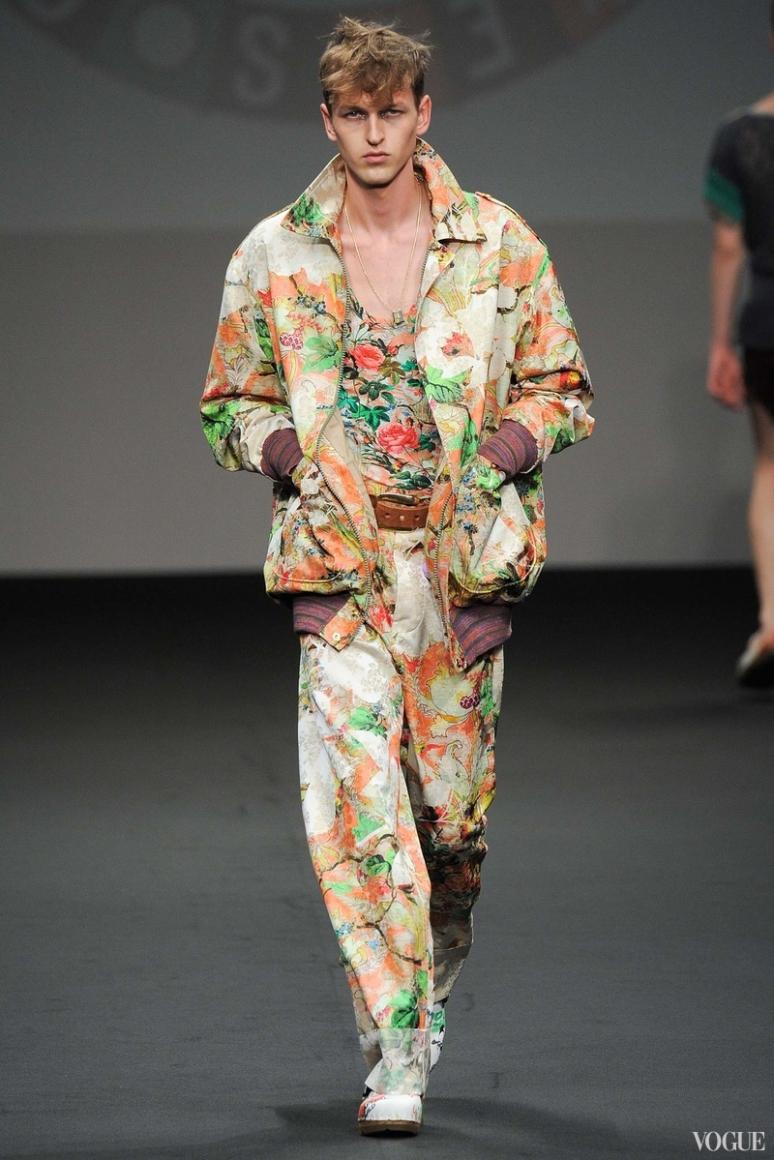 Vivienne Westwood Menswear весна-лето 2016 #31