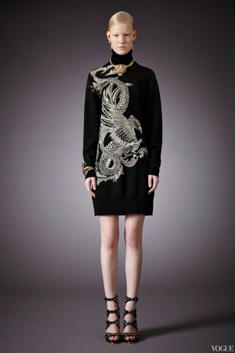 Roberto Cavalli Couture весна-лето 2013 #7
