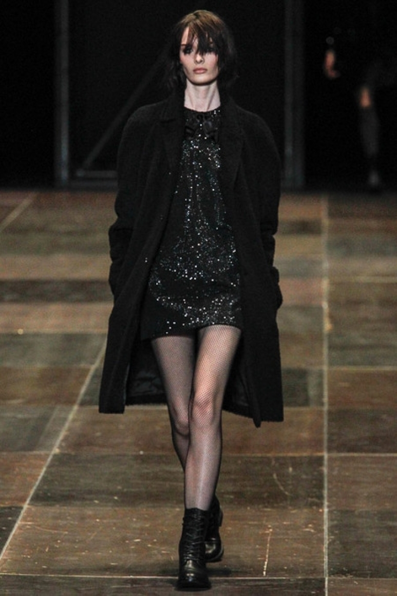 Saint Laurent осень-зима 2013/2014 #11
