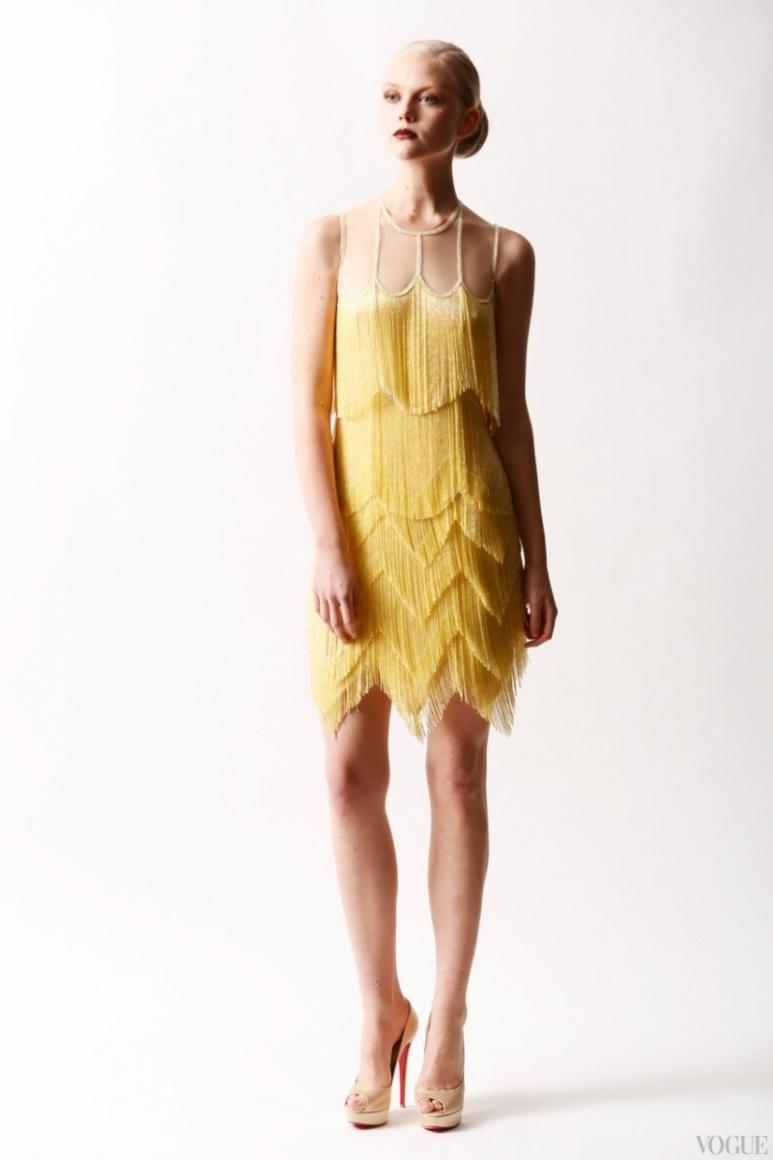 Naeem Khan Couture весна-лето 2013 #10
