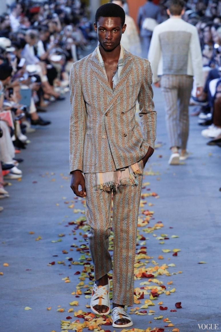 Missoni Menswear весна-лето 2016 #30