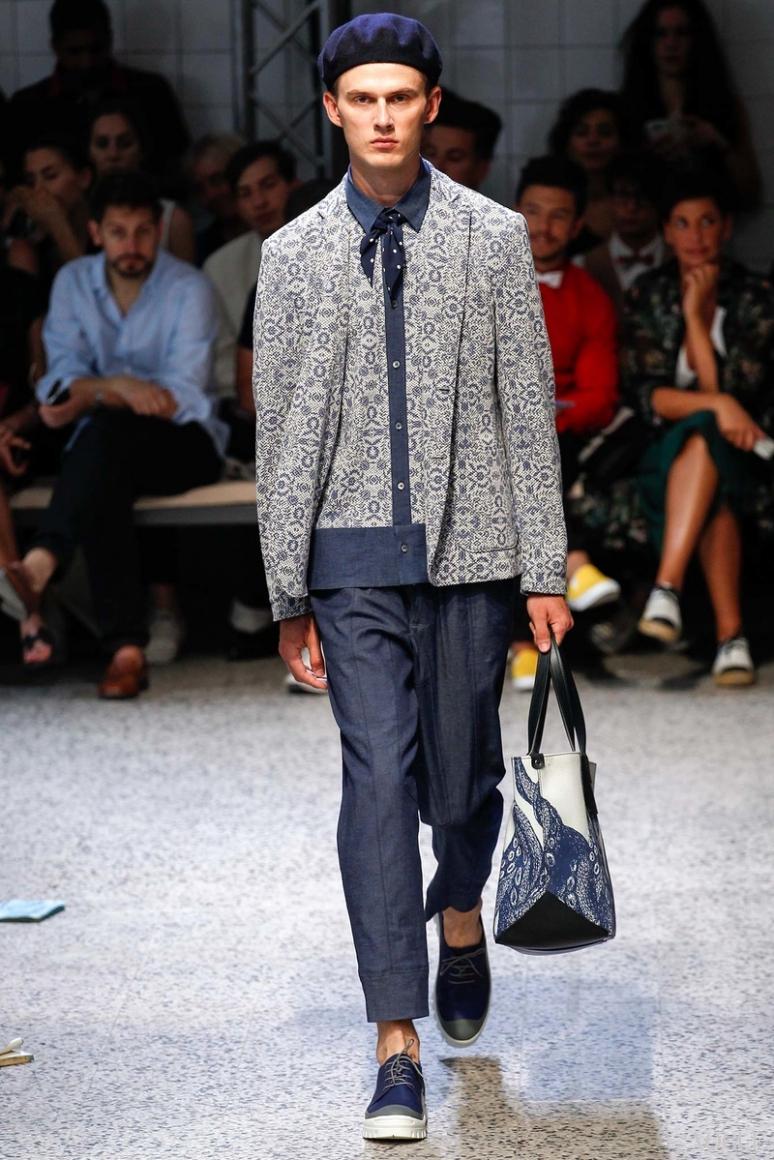 Antonio Marras Menswear весна-лето 2016 #34