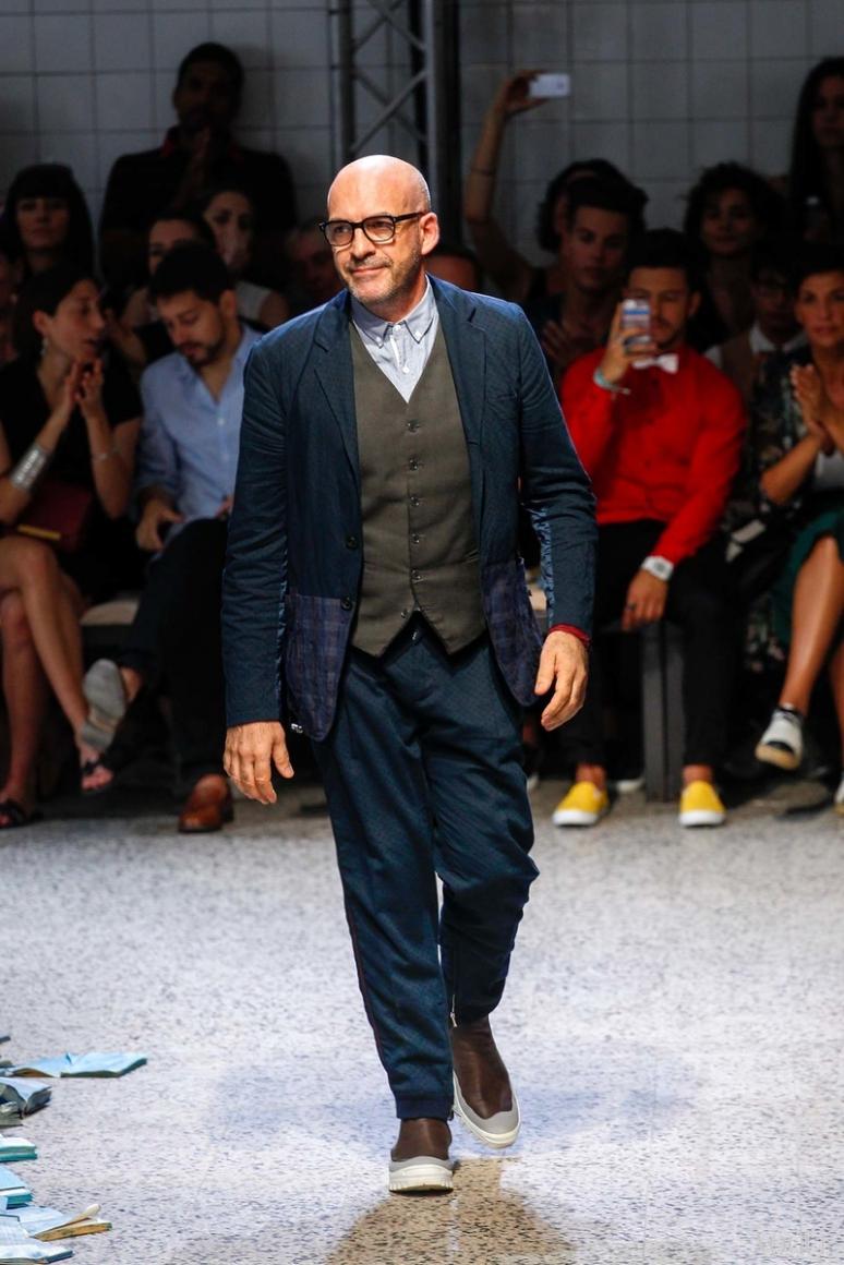 Antonio Marras Menswear весна-лето 2016 #1
