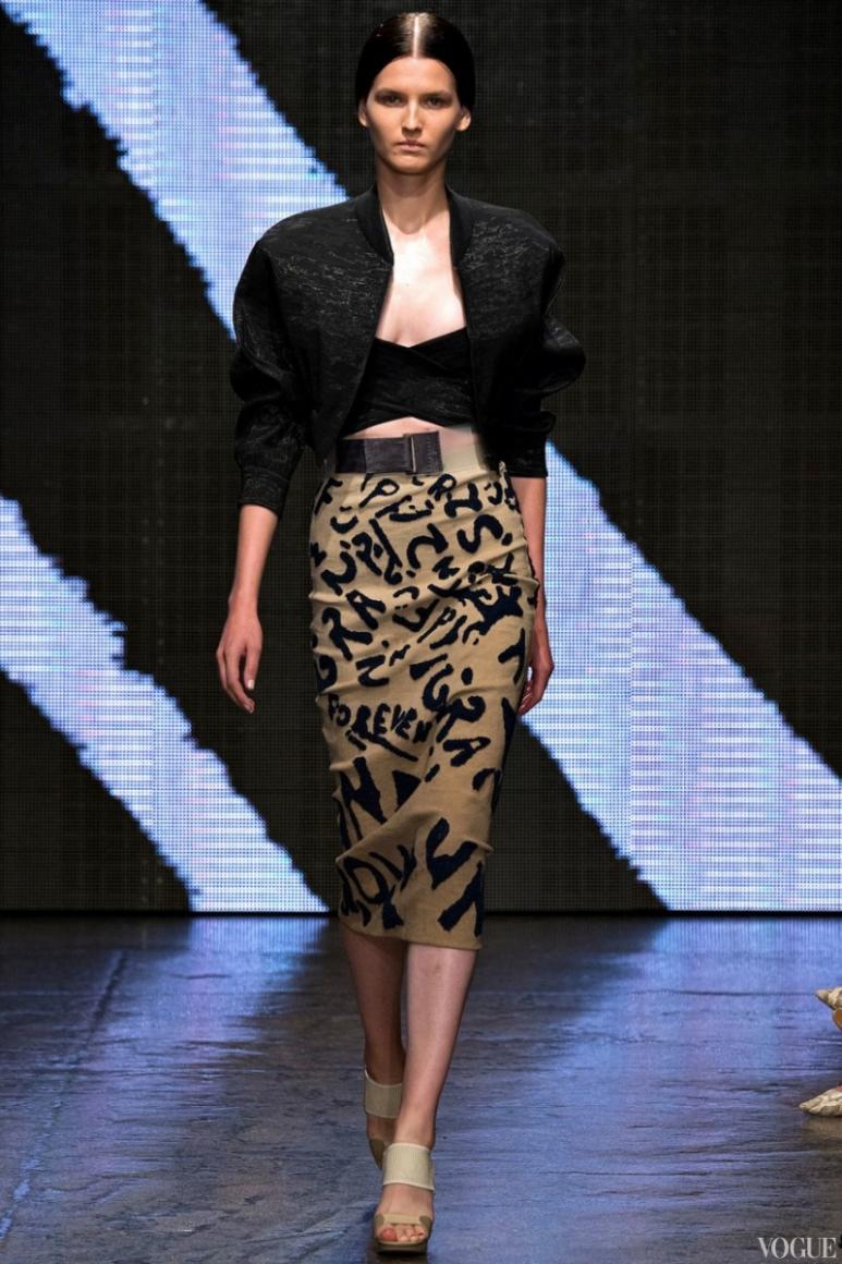 Donna Karan весна-лето 2015 #11