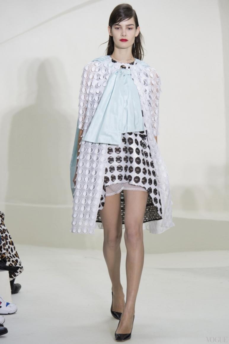 Christian Dior Couture весна-лето 2014 #18