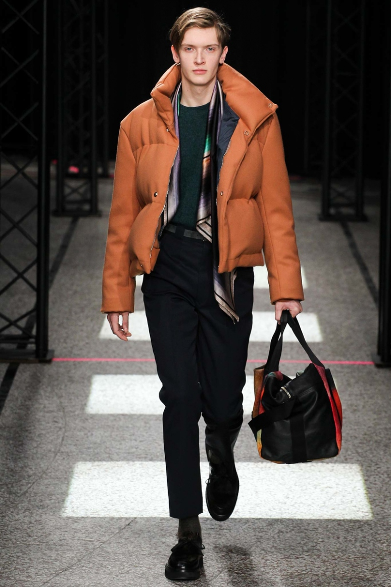 Paul Smith Menswear осень-зима 2015/2016 #26