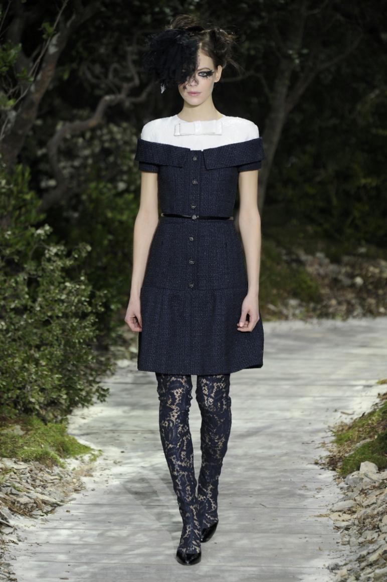 Chanel Couture весна-лето 2013 #20