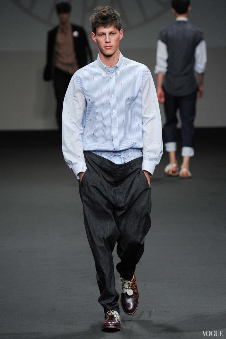 Vivienne Westwood Menswear весна-лето 2016 #24
