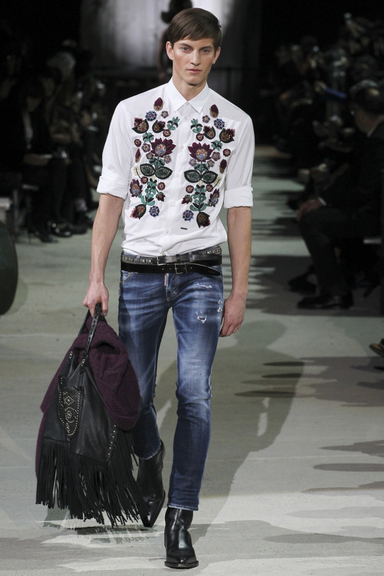 Dsquared? Menswear осень-зима 2015/2016 #36