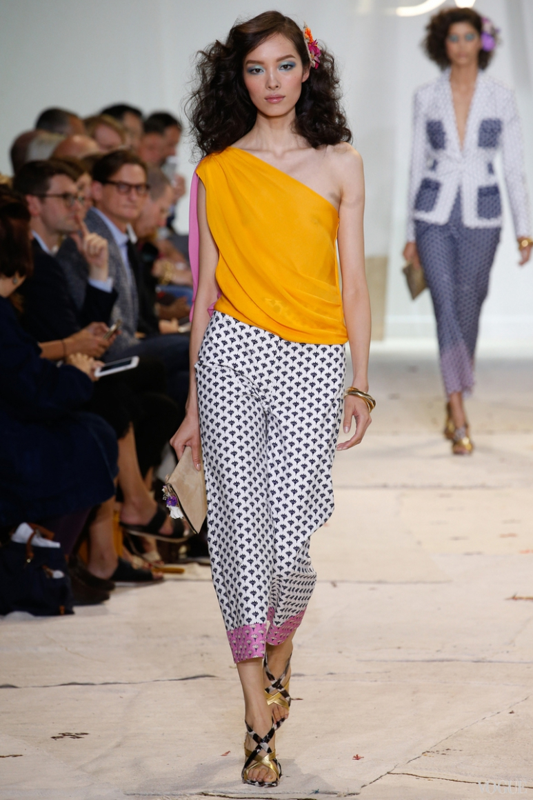 Diane Von Furstenberg весна-лето 2016 #11