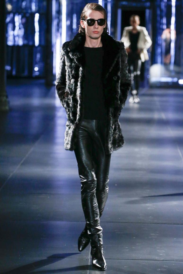 Saint Laurent Menswear осень-зима 2015/2016 #58