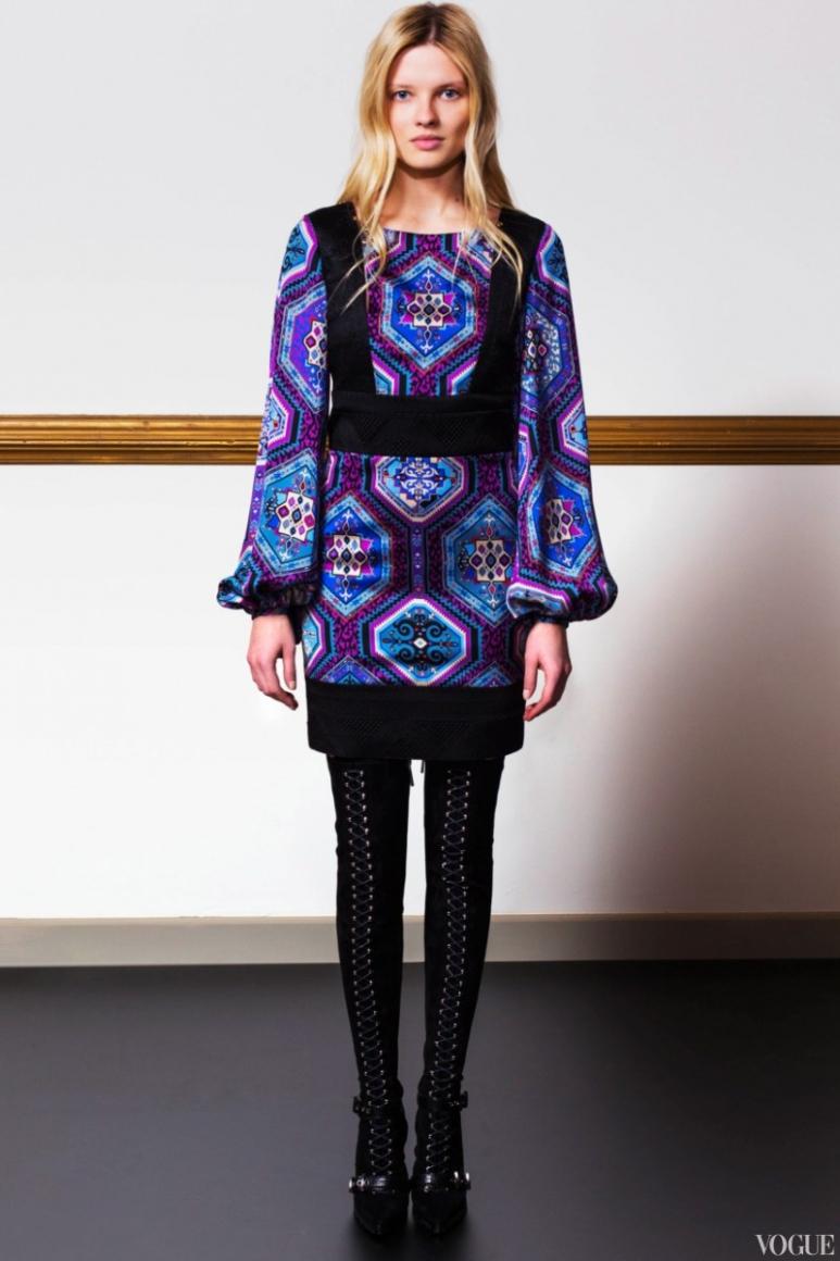Emilio Pucci Couture весна-лето 2013 #11