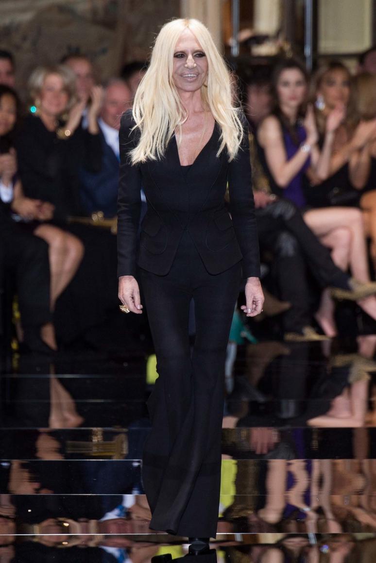 Atelier Versace Couture весна-лето 2015 #1