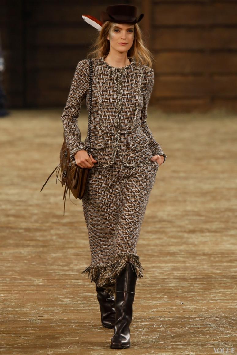 Chanel Couture весна-лето 2013 #86