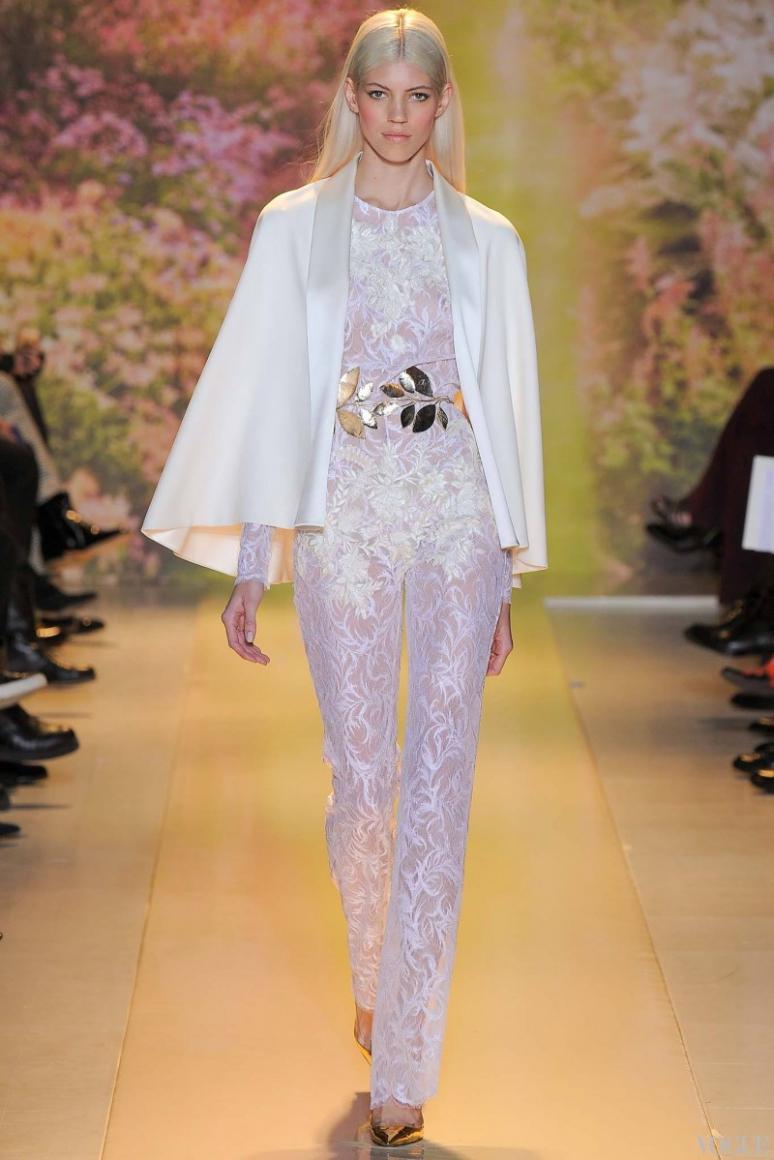 Zuhair Murad Couture весна-лето 2014 #48