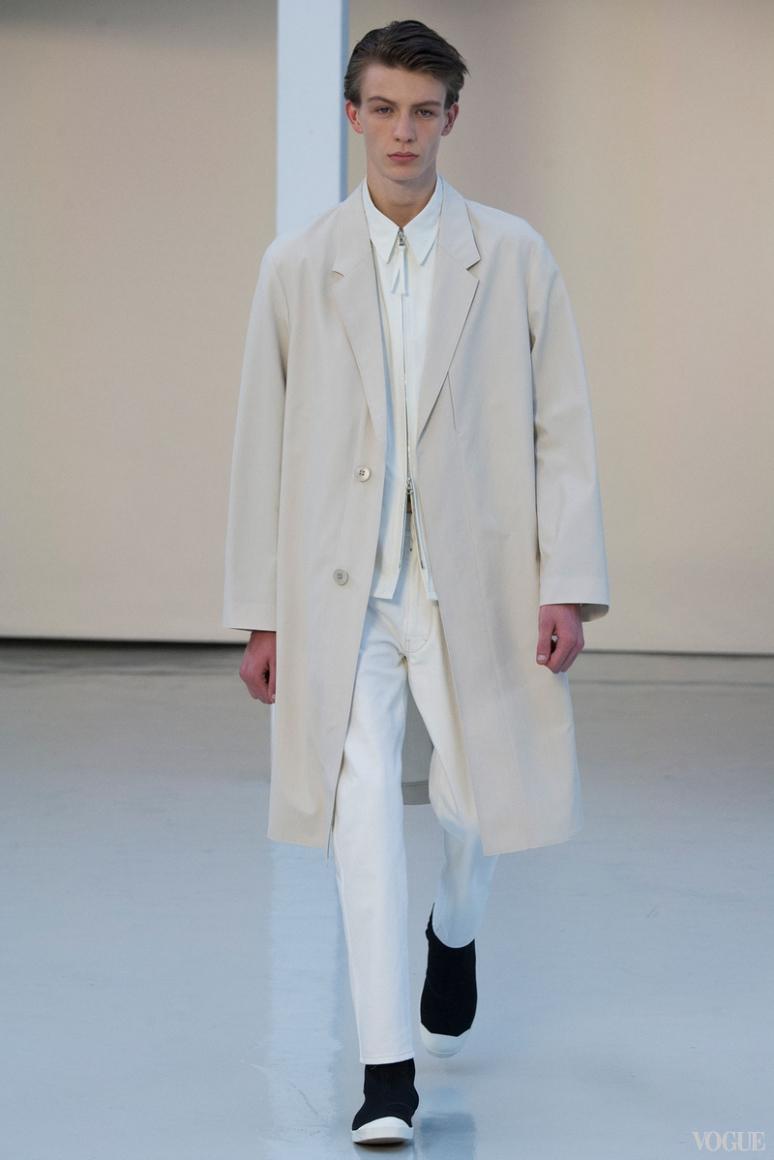 Lemaire Menswear весна-лето 2016 #12
