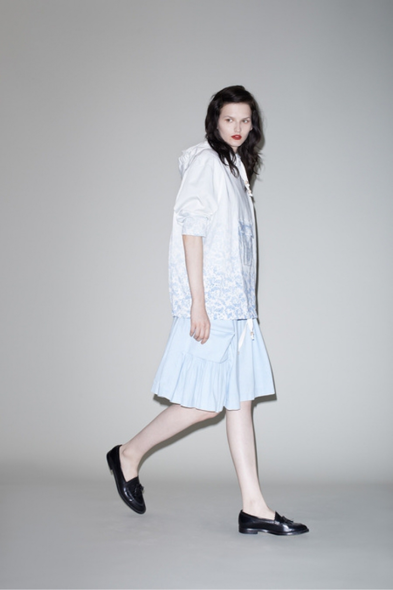 Band Of Outsiders Resort 2014 #15