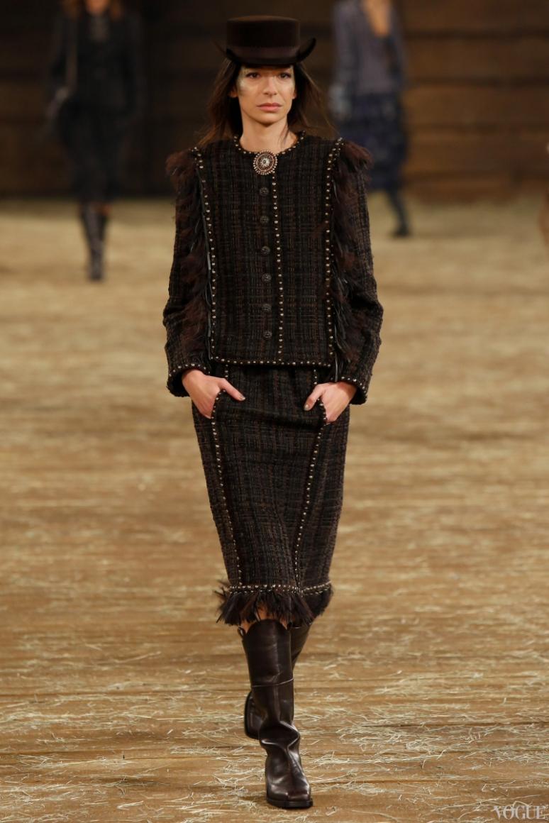 Chanel Couture весна-лето 2013 #82