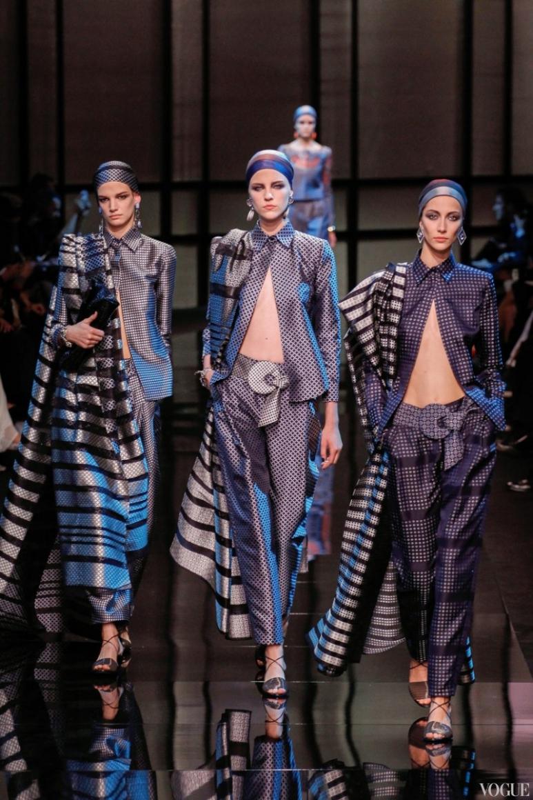 Armani Priv? Couture весна-лето 2014 #41