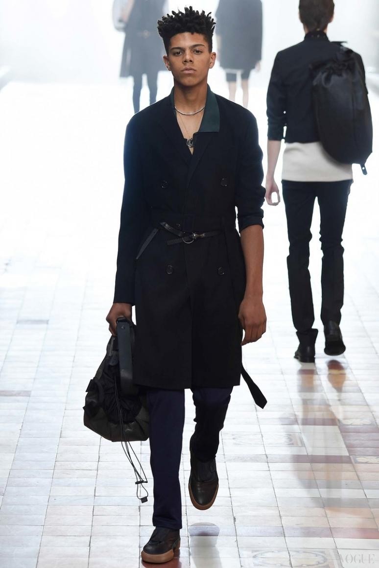 Lanvin Menswear весна-лето 2016 #38