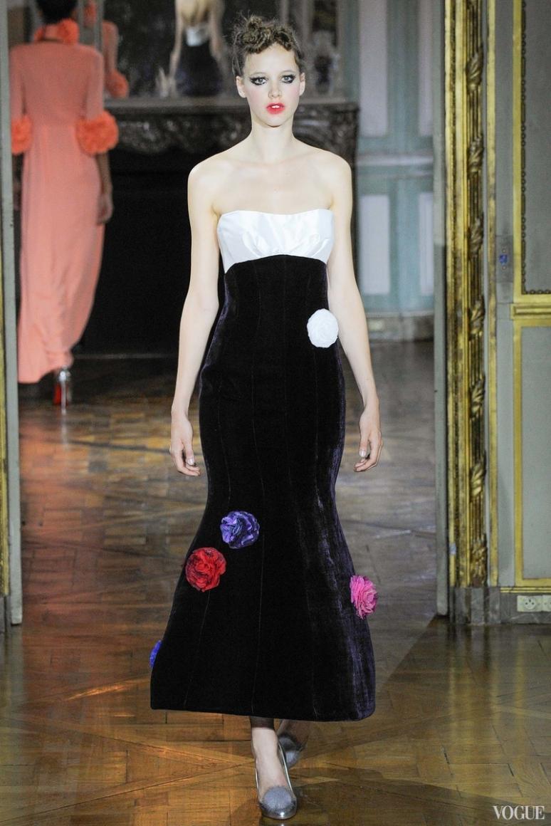 Ulyana Sergeenko Couture осень-зима 2015/2016 #7