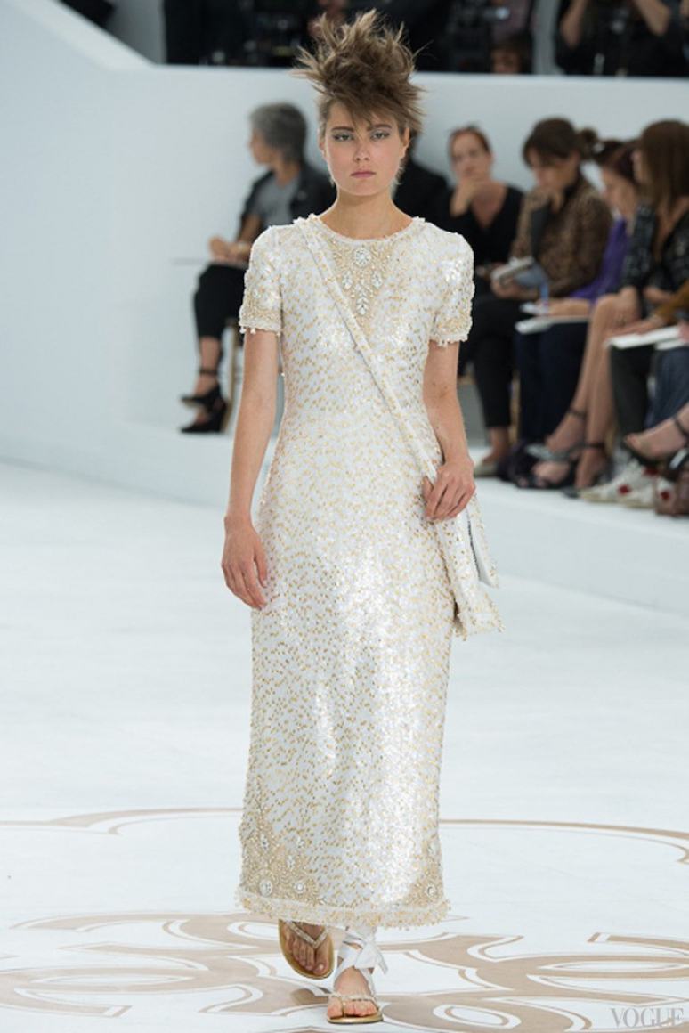 Chanel Couture осень-зима 2014/2015 #7
