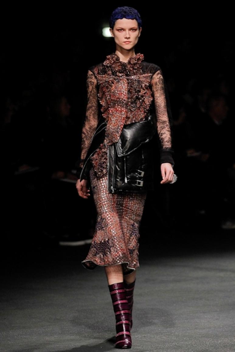 Givenchy осень-зима 2013/2014 #8