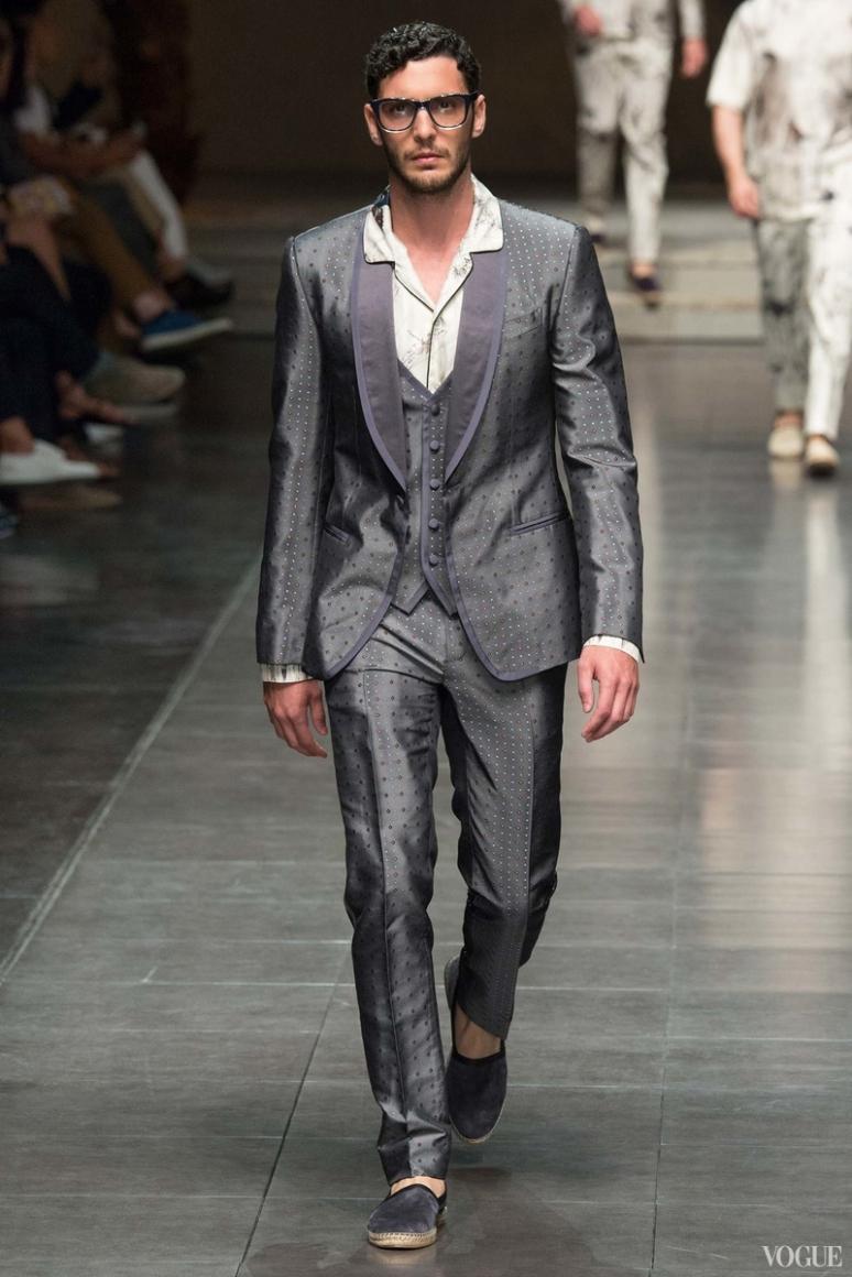 Dolce & Gabbana Menswear весна-лето 2016 #47
