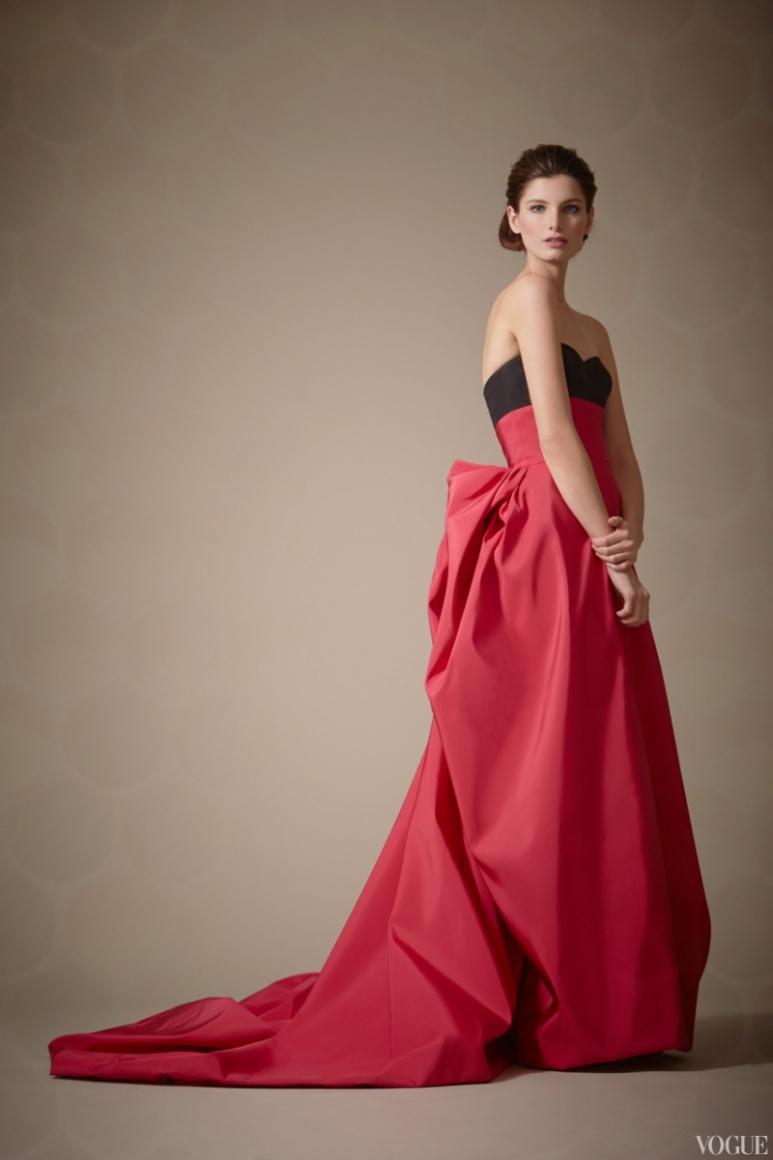 Carolina Herrera Couture весна-лето 2013 #1
