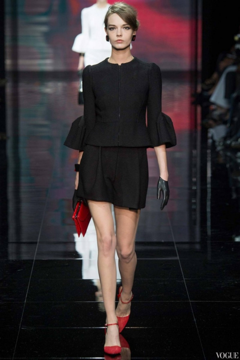 Armani Priv? Couture осень-зима 2014/2015 #52