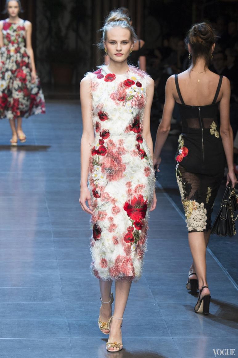 Dolce & Gabbana весна-лето 2016 #5