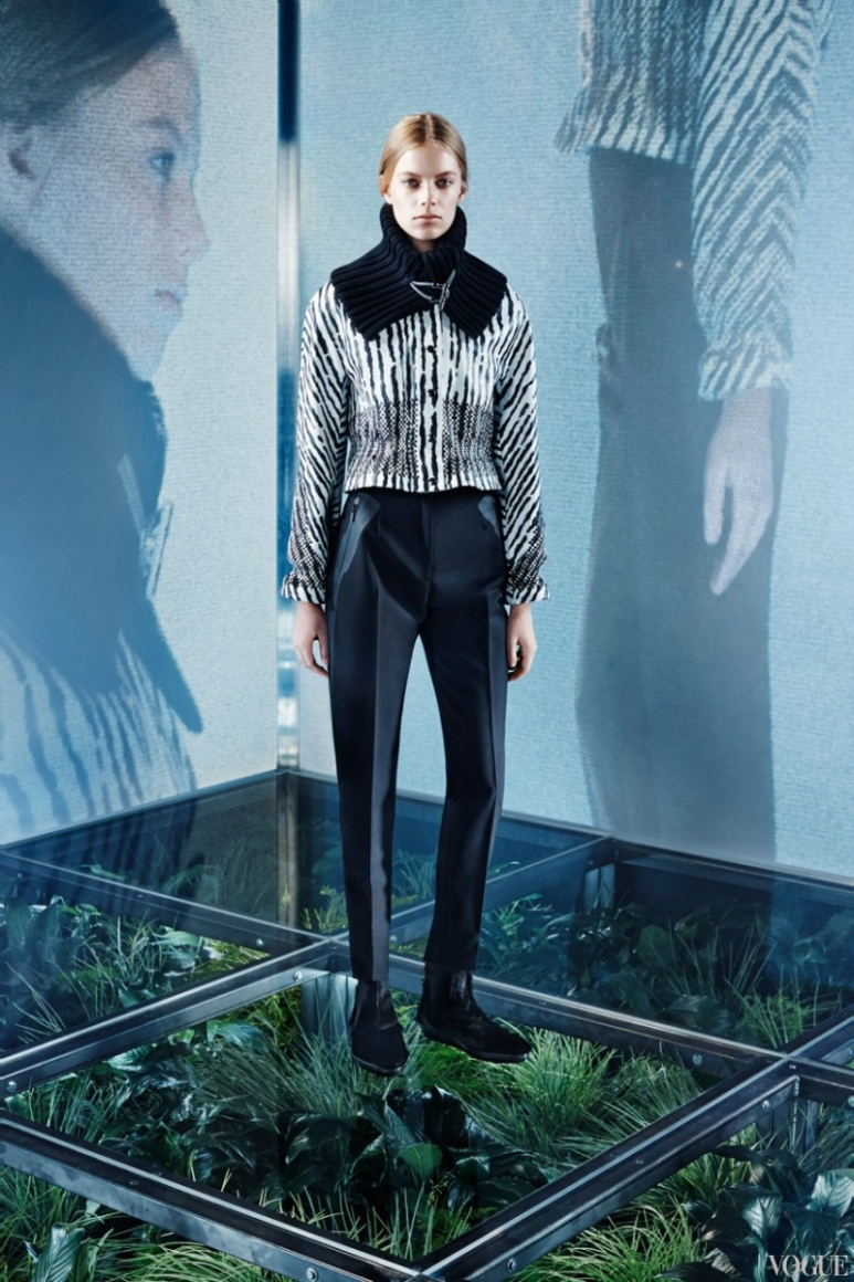 Balenciaga Couture весна-лето 2013 #19
